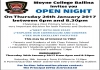 Moyne College Open Night